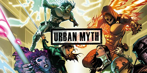 Urban Myth the Graphic Novel