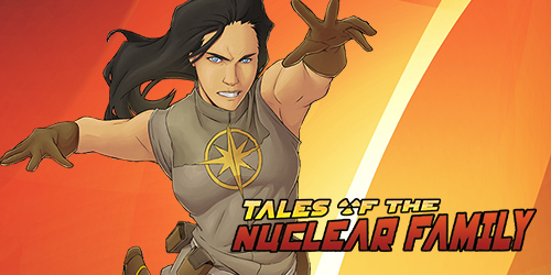 Tales of the Nuclear Family created by Raymond Ayala