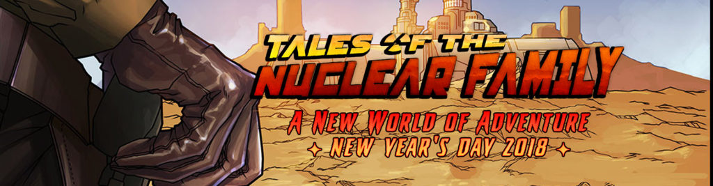 Tales of the Nuclear Family